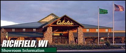 Cabela's - Shopping - 1 Cabela Way, Richfield, WI, 53076, US
