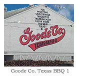 Goode Company Barbeque - Restaurants - 5109 Kirby Dr, Houston, TX, 77098