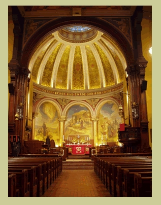 Church of the Holy Trinity - Officiant - 1904 Walnut St, Philadelphia, PA, United States