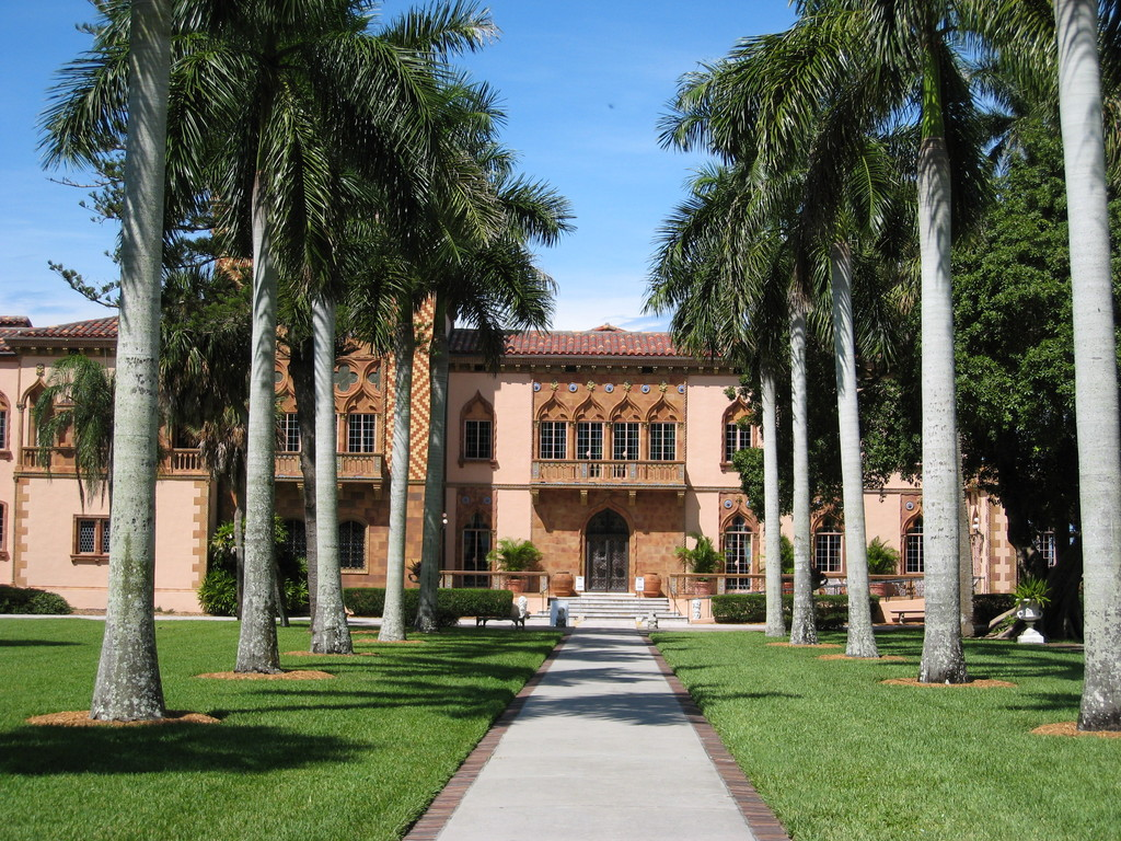 Ringling Art Museum - Attractions/Entertainment, Reception Sites - 5401 Bay Shore Rd, Sarasota, FL, United States