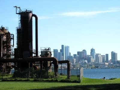 Gas Works Park - Attractions/Entertainment, Parks/Recreation - 2101 N Northlake Way, Seattle, WA, United States