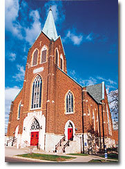 Capital Hill Lutheran Church - Ceremony Sites - 511 Des Moines St, Des Moines, IA, 50309