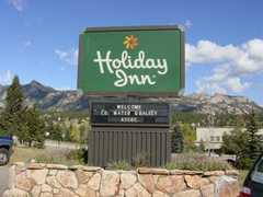 Holiday Inn Rocky Mountain Park - Hotel - P O Box 1468, 101 South St Vrain, Estes Park, Colorado, United States