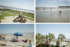 Isle of Palms Beach - Attraction - Beach Club Villas, Isle of Palms, SC, 29451, US