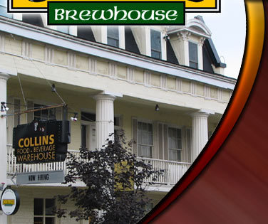 Collins Brewhouse - Restaurants - 33 King St W, Dundas, ON, L9H, CA