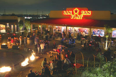 San Tan Flat - Restaurants - 6185 W Hunt Hwy, Queen Creek, A.Z., 85242, US