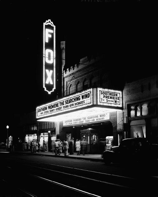 Fox Theatre - Attractions/Entertainment, Reception Sites, Ceremony Sites - 660 Peachtree St NE, Atlanta, GA, United States