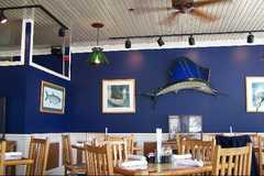 Bluewater Grill - Restaurant - 4 Marina St, Wrightsville Bch, NC, 28480, United States