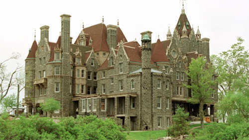 Boldt Castle Heart Isl - Attractions/Entertainment - Alexandria Bay, NY, USA
