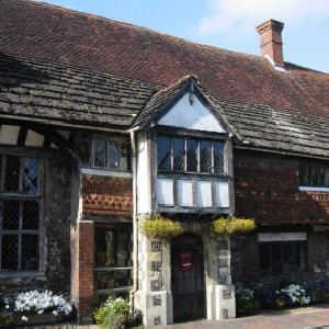 Ann Of Cleves House - Reception Sites - Southover High Street, Lewes, (across street and one block down from the church)