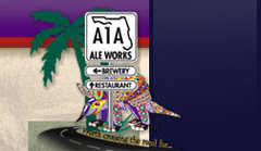 A1A Ale Works - Local Microbrewery - 1 King St, St Augustine, FL, United States