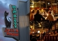 Hip Kitty Jazz And Fondue Lounge - Attractions/Entertainment, Restaurants, Bars/Nightife - 502 W 1st St, Claremont, CA, 91711