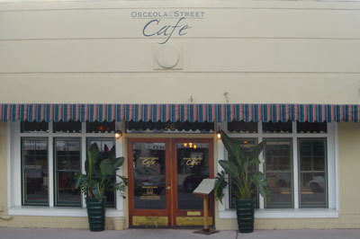 Osceola Street Cafe - Restaurants - 26 SW Osceola St, Stuart, FL, USA