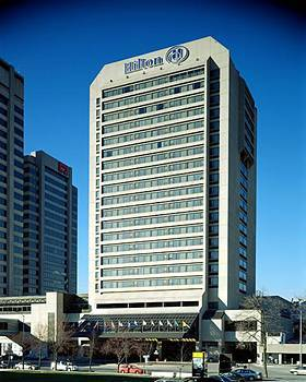 Hilton Hotel - Hotels/Accommodations, Attractions/Entertainment - 300 King St, London, ON, N6B, CA