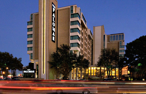 Palomar - Hotels/Accommodations, Ceremony Sites - 5300 E Mockingbird Ln, Dallas, TX, 75206, US