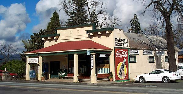 Oakville Grocery - Restaurants, Attractions/Entertainment, Shopping - 7856 St Helena Hwy, Napa, CA, 94558, US