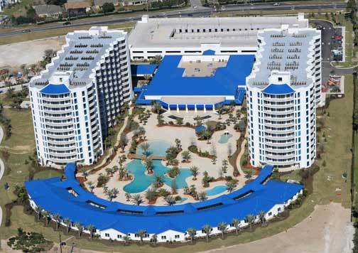 The Palms Of Destin - Reception Sites, Hotels/Accommodations - 4201 2 Trees Rd, Destin, FL, 32541, US