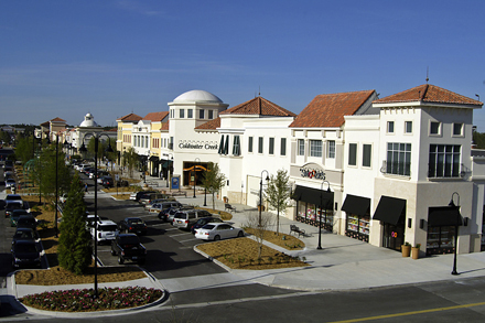St John's Town Center - Restaurants, Shopping - 4663 River City Dr, Jacksonville, FL, 32246