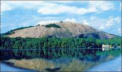 Stone Mountain Park - Attraction - Stone Mountain Park, US