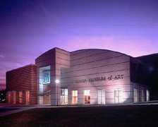 Georgia Museum of Art - Attraction - 90 Carlton St, Athens, GA, 30602, US