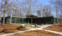 Mahlon Adams Pavilion At Freedom Park - Reception Sites, Attractions/Entertainment - 2435 Cumberland Avenue, Charlotte, NC, United States