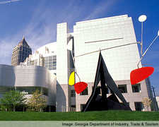 High Museum of Art - Attraction - 1280 Peachtree St NE, Atlanta, GA, 30309, US