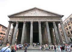 Pantheon - Attraction - Pantheon, Rome, Rome, Lazio, IT