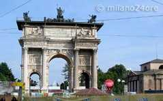 ARCO DELLA PACE - Attraction - Via Sempione, 1, Nerviano, Lombardia, 20014, IT