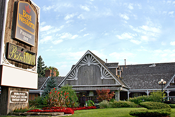 Best Western Fireside Inn - Hotels/Accommodations - 1217 Princess St, Frontenac County, ON, CA