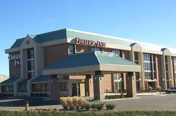 Drury Inn Hotel - Hotels/Accommodations - 9009 Shawnee Mission Pkwy, Mission, KS, 66202