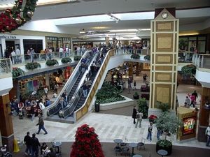 Oak Park Mall - Attractions/Entertainment, Shopping - 11461 W 95th St, Overland Park, KS, United States
