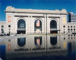 Union Station - Attractions/Entertainment, Reception Sites, Ceremony Sites - 30 W Pershing Rd, Kansas City, MO, USA