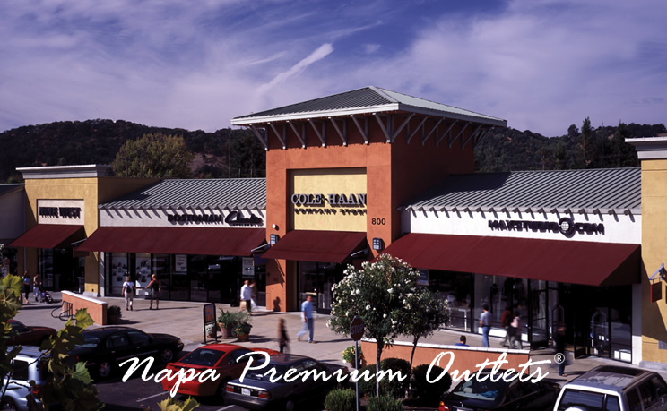Napa Premium Outlets - Attractions/Entertainment, Shopping - 629 Factory Stores Drive, Napa, CA, United States