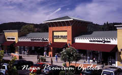 Napa Premium Outlets - Attractions - 629 Factory Stores Drive, Napa, CA, United States