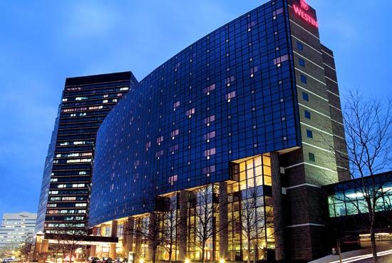 The Westin Southfield Detroit - Hotels/Accommodations, Ceremony Sites, Reception Sites, Rehearsal Lunch/Dinner - 1500 Town Center, Southfield, MI, United States