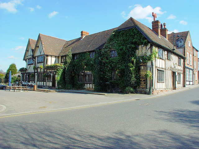 The Leather Bottle Pub - Hotels/Accommodations, Reception Sites - The St, Cobham, Kent, DA12 3