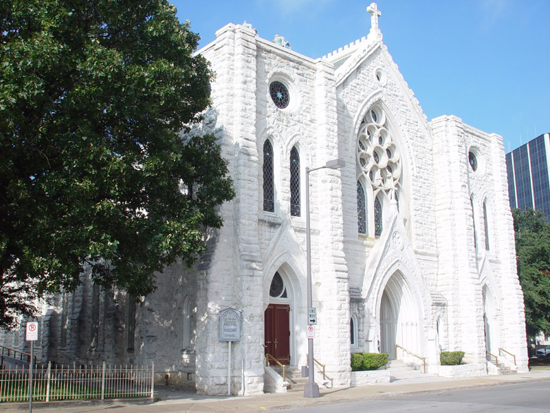 Saint Patrick Cathedral - Ceremony Sites - 1206 Throckmorton St, Fort Worth, TX, 76102, US