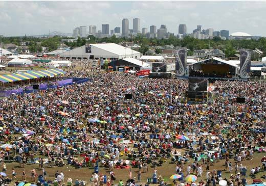 N.o. Jazz Fest - Attractions/Entertainment - 1751 Gentilly Blvd, New Orleans, LA, 70119