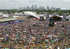 N.O. Jazz Fest - Entertainment - 1751 Gentilly Blvd, New Orleans, LA, 70119