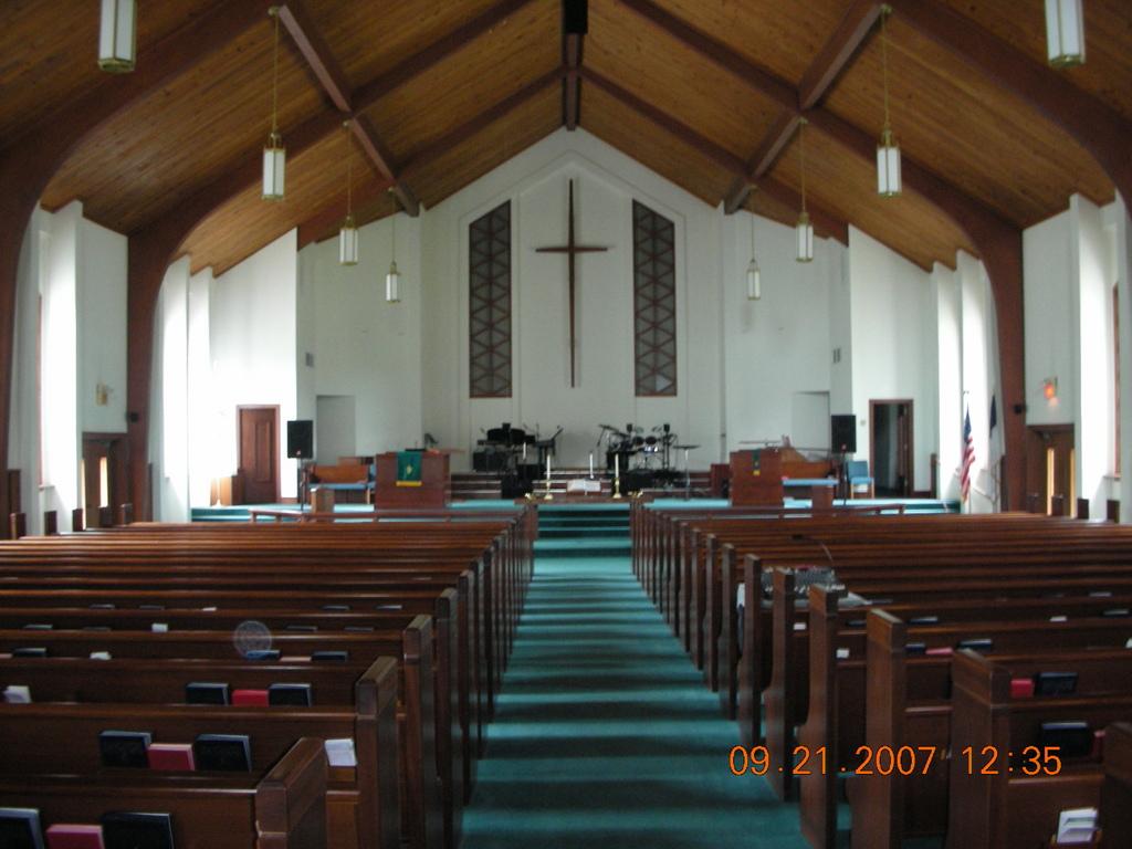 Powers Ferry United Methodist Church - Ceremony Sites - 245 Powers Ferry Rd SE, Marietta, GA, 30067, US