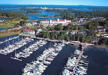 Wentworth By The Sea, A Marriott Hotel & Spa - Hotels/Accommodations, Reception Sites - 588 Wentworth Road, New Castle, NH, United States