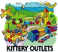 The Kittery Outlets - Attractions/Entertainment, Shopping - State Rd, Kittery, ME, 03904, US