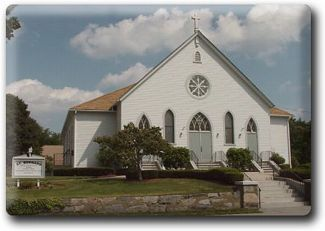 St Bernard's Catholic Church - Ceremony Sites - 415 Tower Hill Rd, North Kingstown, RI, 02852, US