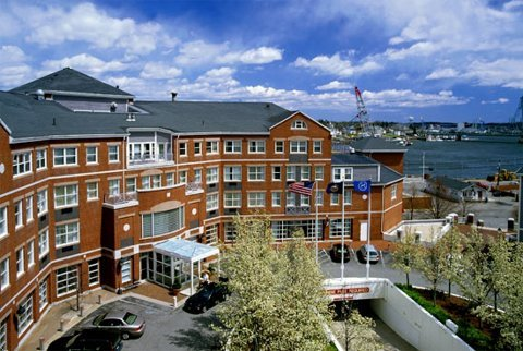 Sheraton Harborside Portsmouth Hotel & Conference Center - Hotels/Accommodations, Reception Sites, Restaurants, Attractions/Entertainment - 250 MARKET ST., PORTSMOUTH, NH, United States