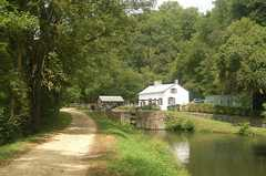 C&O Canal Visitor Center - Attractions - 40 W Potomac St, Brunswick, MD, 21716, US