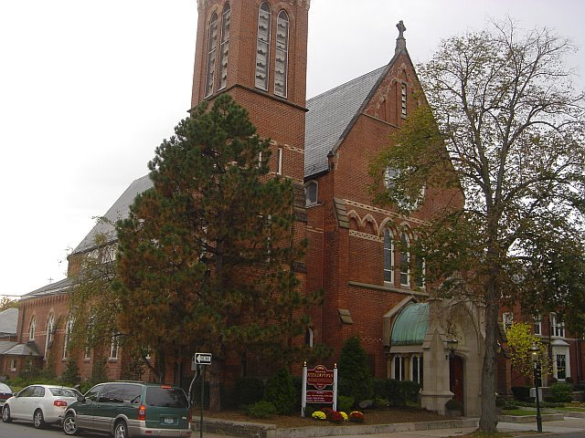 Assumption Church - Ceremony Sites - 91 Maple Ave, Morristown, NJ, 07960, US