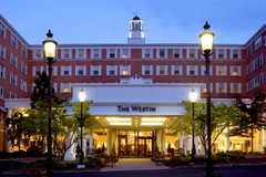 Westin Governor Morris - Hotel - 2 Whippany Rd, Morristown, NJ, 07960, US