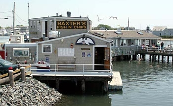 Baxter's Boathouse Club - After Party Sites, Restaurants, Attractions/Entertainment - 177 Pleasant St, Hyannis, MA, United States
