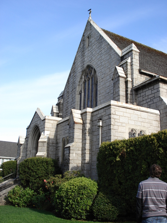 Canadian Memorial United Church - Ceremony Sites - 1825 W 16 Ave, Vancouver, BC, V6J 2M3, CA
