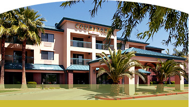 Marriott Courtyard - Hotels/Accommodations - 601 S Ash Ave, Tempe, AZ, 85281, US